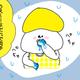 【コメタパン育児絵日記(50)】ベロベロ&ピカピカ遊び