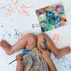 子どもが楽しく使える画材4選!思い出を絵に描いて残そう!