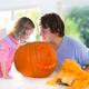 ハロウィンの定番かぼちゃのジャック・オ・ランタンを手作りしよう!