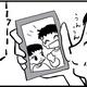 3太郎ママの育児4コマ絵日記(6)電話