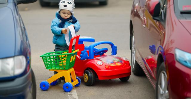 遊び感覚でお買い物!  便利育児アイテム3選|コストコ
