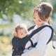 抱っこひも&ベビーカーオプションで赤ちゃんと快適におでかけ!