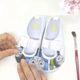 デコパージュ上履き|100均材料での作り方!洗い方や長持ちさせるコツも