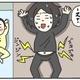 【育児漫画】めぐっぺカンパニー|(12)産後の身体の変化