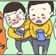 【育児漫画】めぐっぺカンパニー|(13)開かない缶は無い