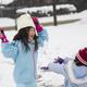 キッズパークがあるスキー場 in 岐阜県|心ゆくまで雪あそび