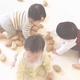 四谷の東京おもちゃ美術館で赤ちゃんと木育しよう|東京都