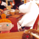 東京ドームシティラクーア「ムーミンカフェ」は子連れに大人気!
