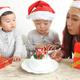 2015年厳選!! 子どもに人気クリスマスケーキ5選