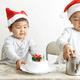 子どもに作ってあげたいキュートな手作りクリスマスケーキ5選
