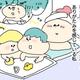 【コメタパン育児絵日記(75)】2歳4歳とのお風呂はこれを諦めるべし