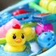 お風呂のおもちゃをすっきり片づけ!おすすめ収納便利グッズ