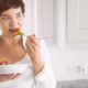 妊娠中に食欲旺盛で体重増加が止まらない…|専門家の見解