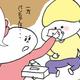 【コメタパン育児絵日記(88)】この時期やっかいな鼻水との闘い