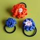 フェルトで簡単手作り!お花ヘアゴムの作り方!
