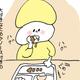 【コメタパン育児絵日記(89)】手づかみ食べの卒業を目指すも・・・