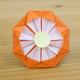 折り紙「メダル」の折り方動画 難易度:初級