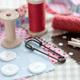ベビーリュックの作り方|お気に入りの布地で簡単に!材料、型紙、手芸本も