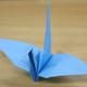折り紙「つる」の折り方動画|難易度:中級