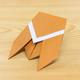 折り紙「セミ」の折り方動画:初級