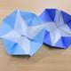 折り紙「朝顔」の折り方動画|難易度:初級
