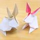 折り紙「うさぎ」の折り方動画|難易度:中級