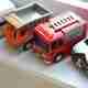 セリアのミニカーおもちゃがかわいい!プルバック機能もすごい