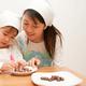 子どもと一緒に手作りチョコ!バレンタインの簡単レシピ5選!