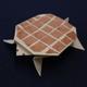 折り紙「カメ」の折り方動画|難易度:初級