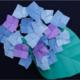 折り紙「あじさい」の折り方動画|難易度:初級