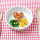 離乳食中期(7,8ヶ月頃)の進め方|量や食材の大きさ、簡単レシピ20選