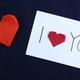 折り紙「バレンタインに使えるハート」の折り方動画|難易度:初級