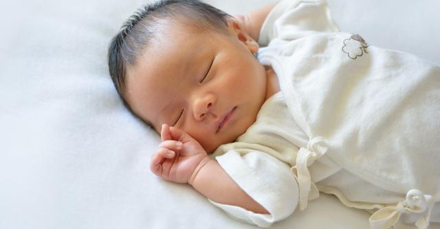 に の 寝 眠い ない 赤ちゃん