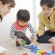 大人も一緒に遊べる子どものおもちゃ!知育玩具のパズルや楽器も