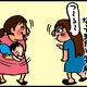 【子育て絵日記4コママンガ】つるちゃんの里帰り|(137)つるちゃんヒコーキその2