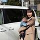 赤ちゃんと2人きりの初ドライブ。ママも安心のチャイルドシートとは?