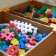 キレイに収納手作りおもちゃ箱!材料・作り方ご紹介