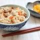 離乳食の炊き込みご飯レシピ|具材&栄養たっぷりのおかゆ・軟飯