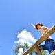 桜とアスレチックが人気の公園、四日市スポーツランド|三重県