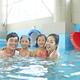 小牧市温水プールで1年中水泳やスライダーを楽しもう!|愛知県
