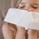 妊娠中の便秘の原因と予防