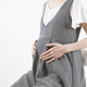 【医師監修】妊娠中期の腹痛|原因と対処法、出血・激痛・胎動なしは要注意