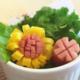 キャラ弁「ひまわりの作り方」|動画&レシピ