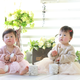 急に双子を妊娠していると分かり心配も…【出産体験談:双子】
