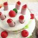 パーティーにも!「お誕生日にサンドイッチケーキ」|動画&レシピ