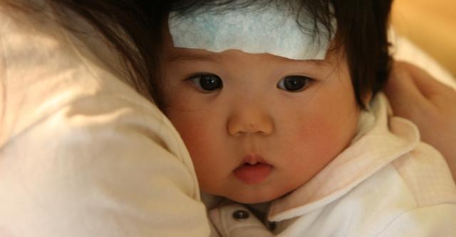 赤ちゃん 冷え ピタ 貼る 場所