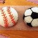 キャラ弁「野球とサッカーボールおにぎり」作り方|動画&レシピ