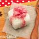 キャラ弁「プレゼント形おにぎりの作り方 」|動画&レシピ