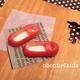 キャラ弁「小さな赤い靴の作り方 」|動画&レシピ