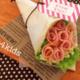 キャラ弁「花束サンドイッチの作り方 」|動画&レシピ